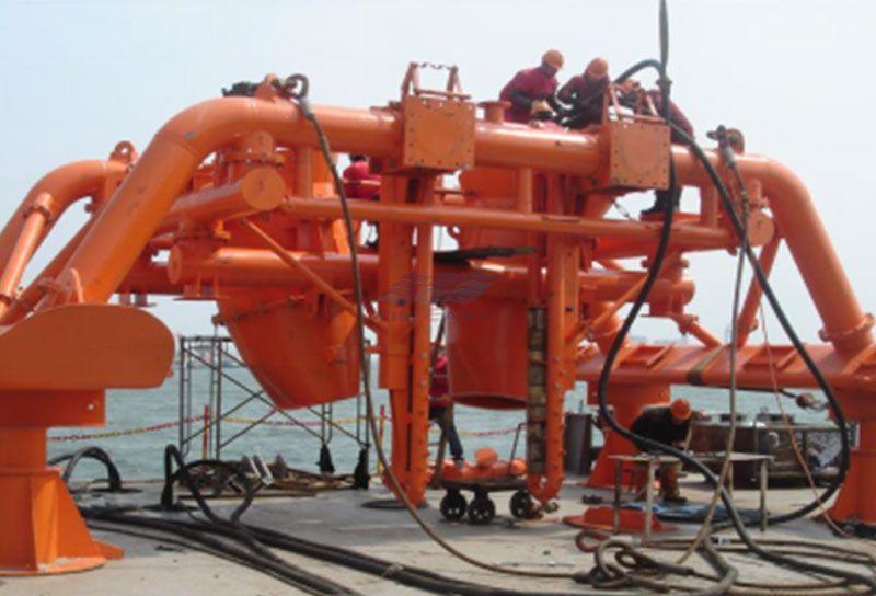 SE-12000潜水挖沟机