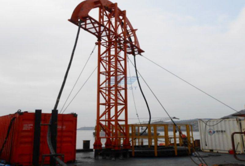 海底电缆铺设设备