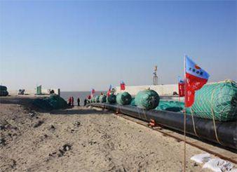 中石油冀东油田南堡1~3号人工岛海底管线铺设项目(2009年)