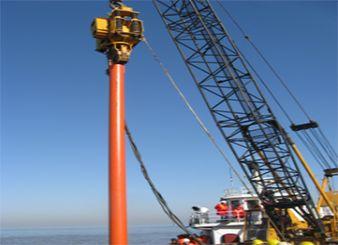 中石油辽河油田海南8海底管线修复项目(2009年)