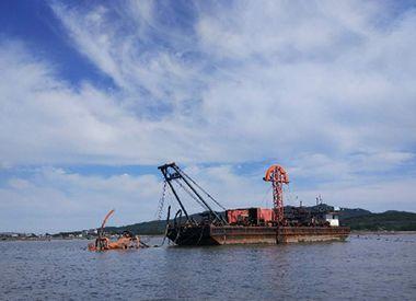 海底(光)电缆铺设和维修