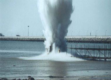中海油旅大油田海底管线安装项目(2004年)
