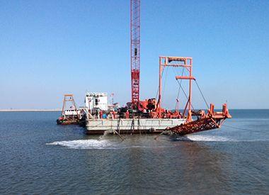 辽滨排海管线安装项目(2016年--中石油)
