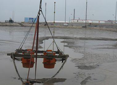 赵东油田海底管线安装项目(2010年--中石油)