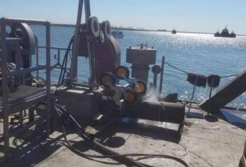 海底管线、结构物水下冷切割设备