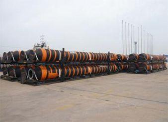 外输漂浮软管检测、更换、安装项目
